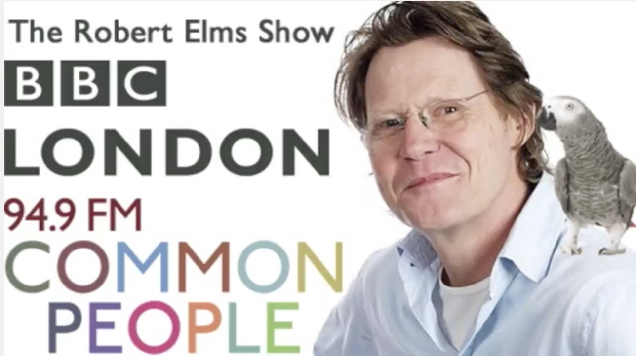 Common People on the Robert Elms Show