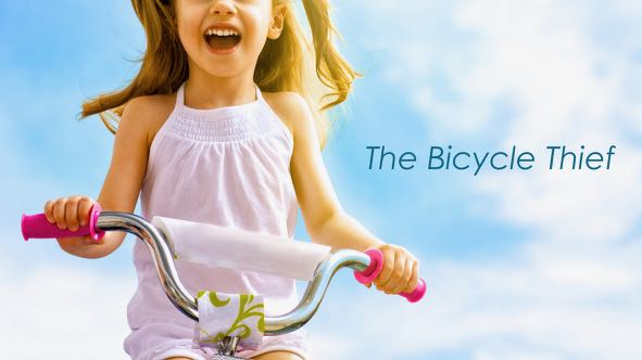 The Bicycle Thief has been chosen for Directors UK's Alexa Challenge 2018