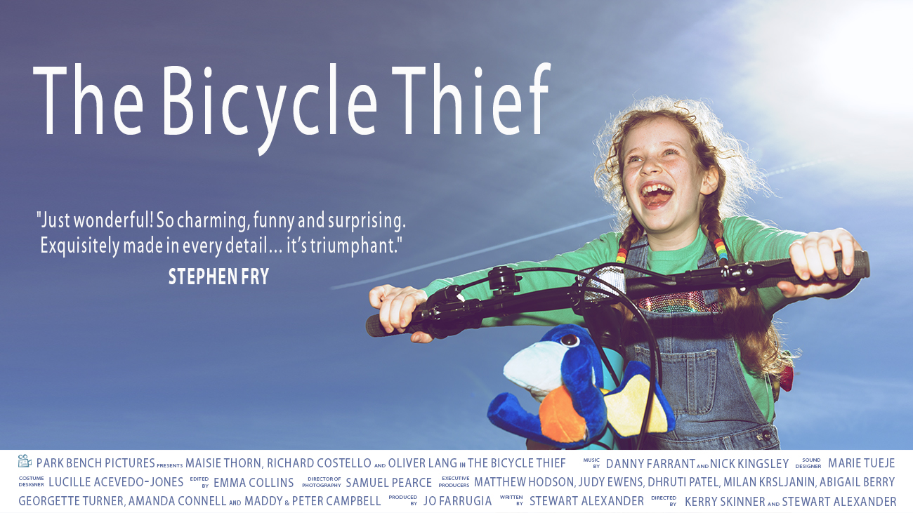 World Premiere of The Bicycle Thief