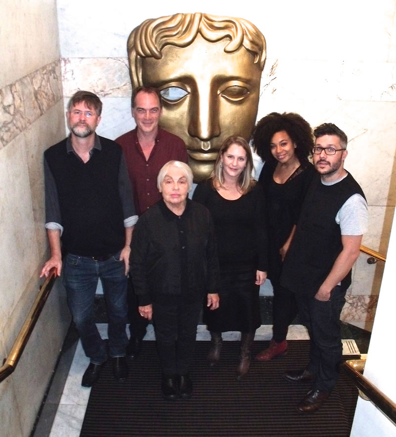 Common People Screens at BAFTA