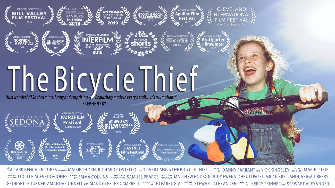 The Bicycle Thief is now available for free, worldwide on YouTube